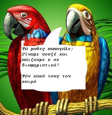 Parrot Talk 1