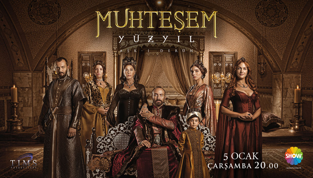 """... μας Κολοκοτρώνη στο """"1821"""" »muhtesem-yuzyil1"""