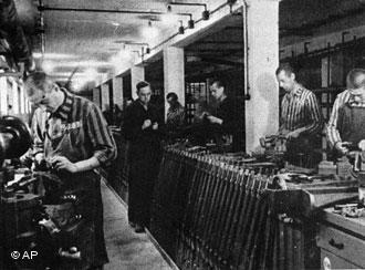 Nazi prisoners were forced to work for the Quandt family during WWI