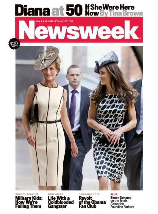 DIANA-KATE-MIDDLETON-NEWSWEEK