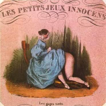 Achille_Devéria_Les_petits_jeux_innocens